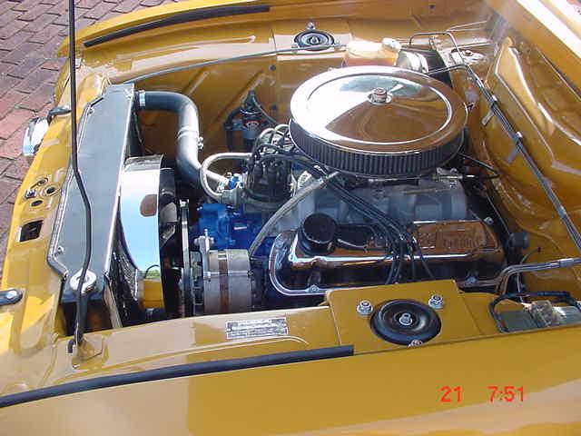 Garreth' V8